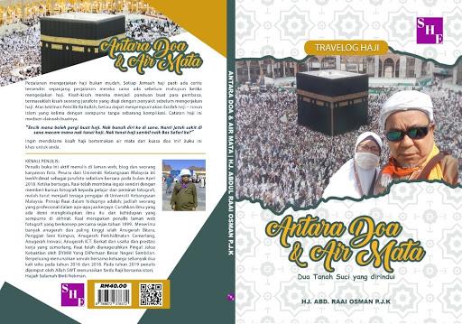 Travelog Haji Antara Doa & Air Mata