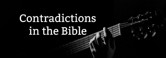 Addressing Sampson's claim that the Bible has contradictions #MartySampson #TrendyApostasy