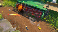 Micro Machines World Series Game Screenshot 12