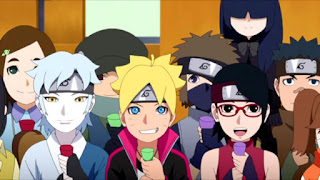 Boruto Naruto Next Generations Episódio 137