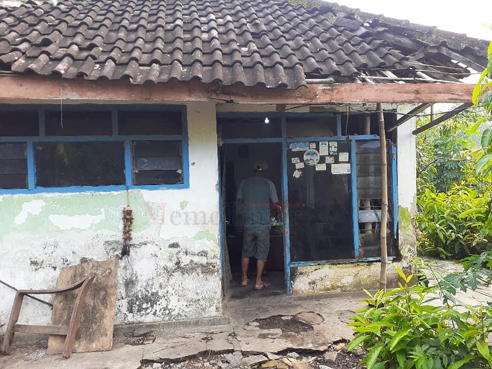 ODGJ di Desa Kaliwungu Tinggal Sendiri di Rumah Tak Layak Huni