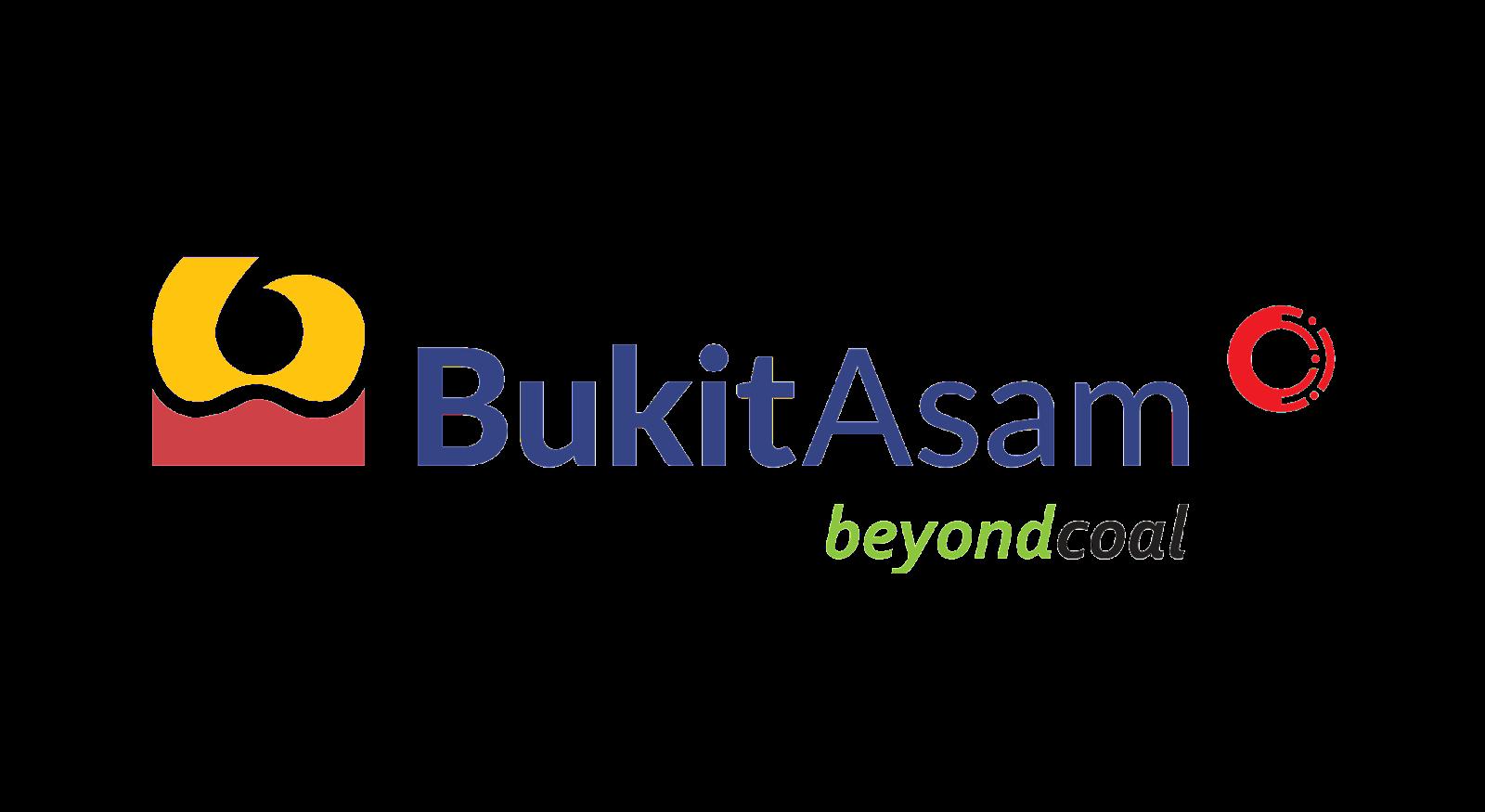 Logo Bukit Asam Format PNG