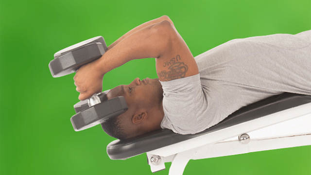 Decrease striated muscle Extension