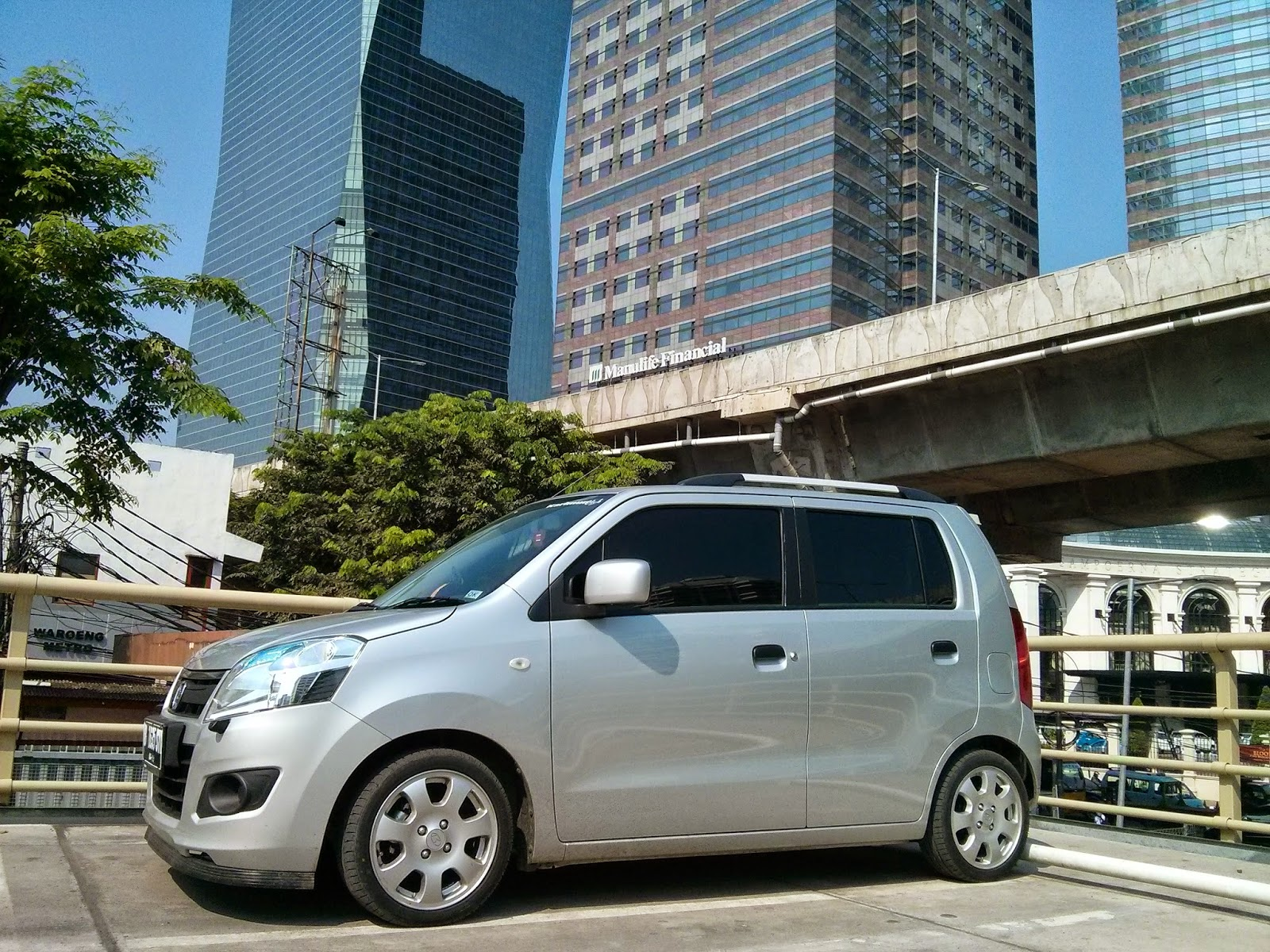 LCGC Light Modification Suzuki Karimun Wagon R