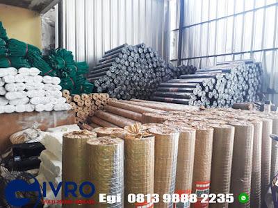Distributor Kawat Loket Galvanis | Pabrik Kawat Loket
