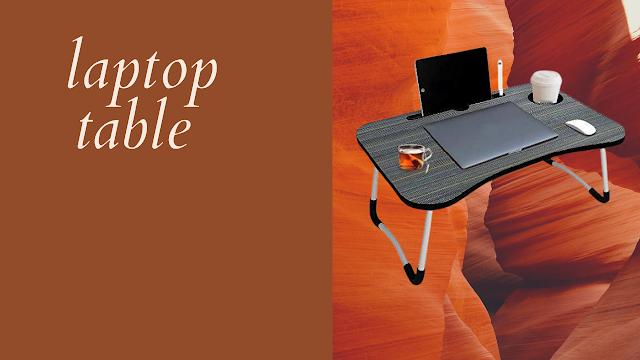 multi purpose laptop table