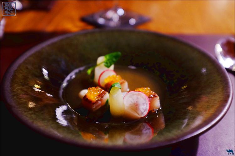 Le Chameau bleu - Restaurant 2 étoile Michelin  l'atelier d'Edmond à Val d'Isere