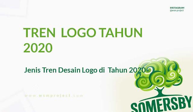 Tren Desain Logo di tahun 2020