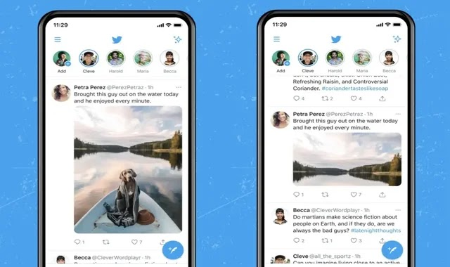 Twitter stops cropping photos in response to criticism