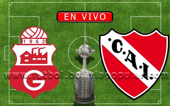Guabirá vs. Independiente