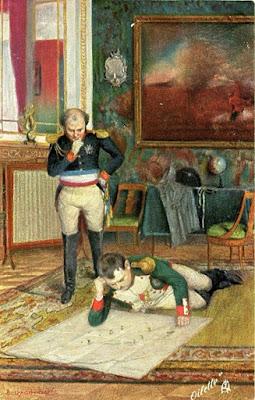Napoleone lavoro