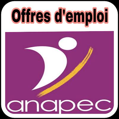 Recherche d'emploi sur ANAPEC au Maroc : Dernières offres, lieu de travail et villes de travail