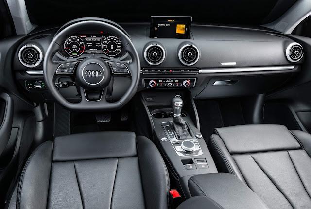 Audi A3 Sedan é o sedã premium mais vendido em julho