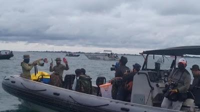 Basarnas Perpanjang Proses Evakuasi Sriwijaya Air SJ182 Selama 3 Hari