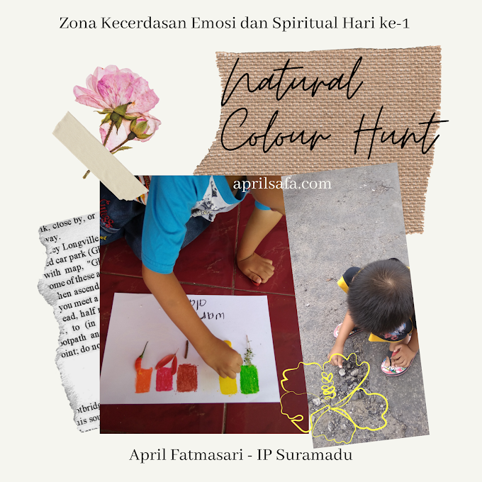 Zona 3 Bunda Sayang: Natural Colour Hunt
