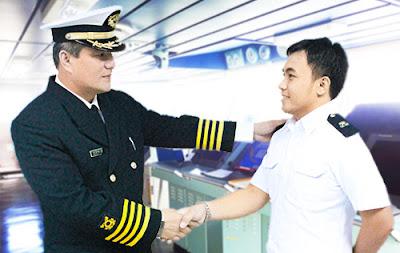 Cadet on Board - Responsibilities