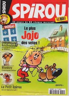 JoJo, de Geerts, bd sur yakachiner.com