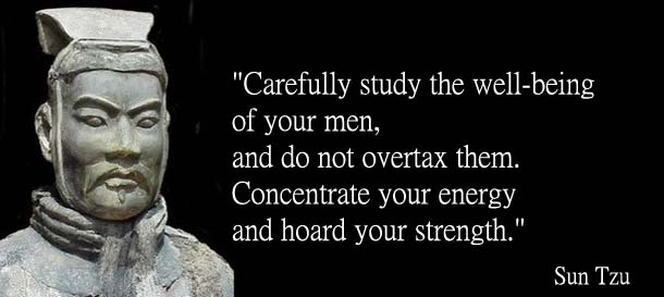 The Art of War by Sun Tzu - The Nine Situations