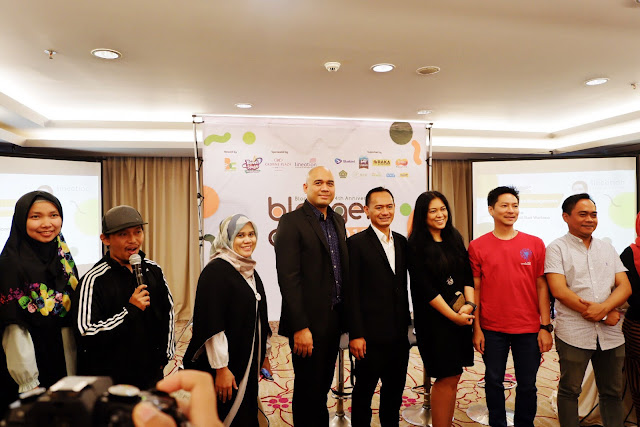 bloggerday 2019 di crown plaza bandung