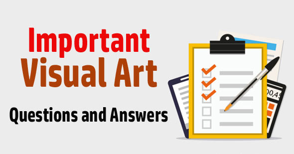 visual art question and answer