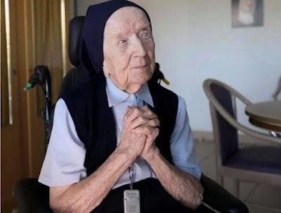 Aos 116 anos, 2ª pessoa mais velha do mundo se cura de Covid-19