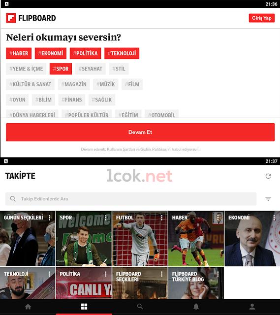 The best news apps - flipboard