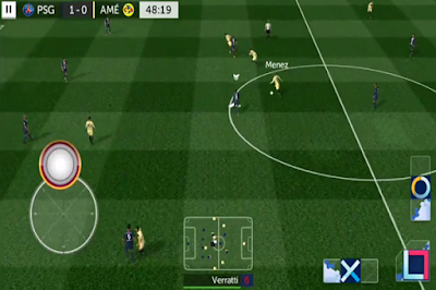 Download Game Android FTS 20 V2.13 Full New Transfer