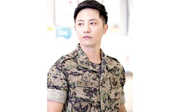 10 Fakta Jin Goo, Si Tentara Gagah yang Romantis