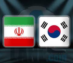 مشاهدة مباراة إيران وكوريا الجنوبية