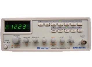 Darmatek Jual GW Instek GFG-8217A Analog Function Generator