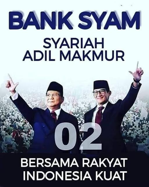 Lagi Viral, BANK SYAM: Syariah Adil Makmur