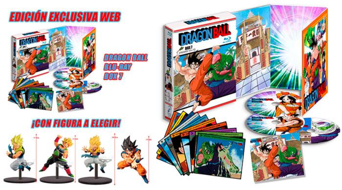 Dragon Ball: Box 7 - Selecta Visión