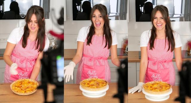 Lilly Kürten, die Cupcake-Queen des YouTube Kanals Lilly's Cupcakery