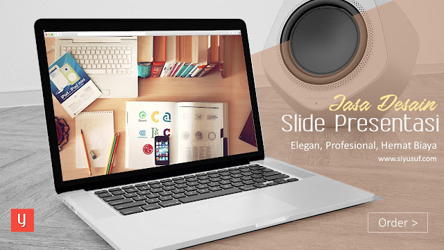 Jasa Desain Slide Presentasi Powerpoint