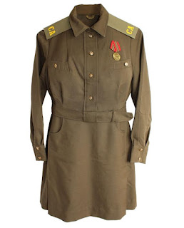 Russian Military Uniform