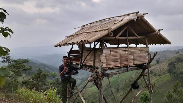 Pesona Gunung Klenang Desa Alastengah, Desa Baderan, Kecamatan Sumbermalang
