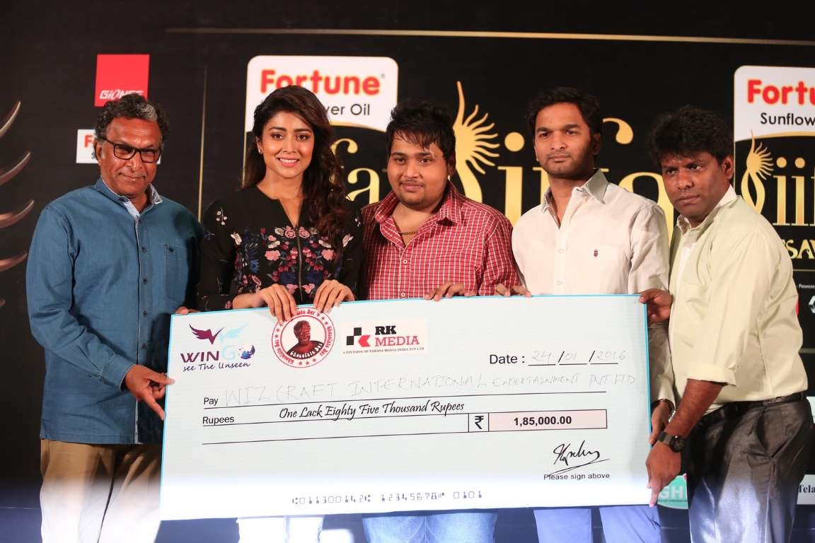 IIFA Utsavam has raised over Rs crore for Chennai flood victims