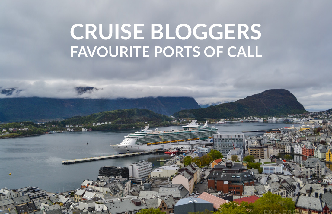 Cruise bloggers share best ports of call, Independence of the Seas in Norwegian Fjords