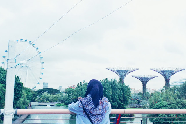 Backpaker Singapura Malaysia