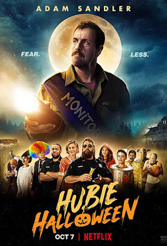 Hubie Halloween (Web-DL 720p Dual Latino / Ingles) (2020)