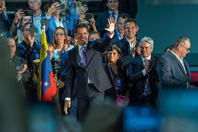 Guaidó podría asistir al discurso del Estado de la Unión de Donald Trump