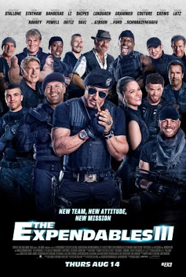 The Expendables 3 |2014| |DVD| |R1| |NTSC| |Latino|