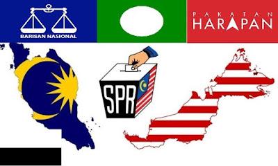 Keputusan PRU 14 Pahang 2018 Parlimen & DUN
