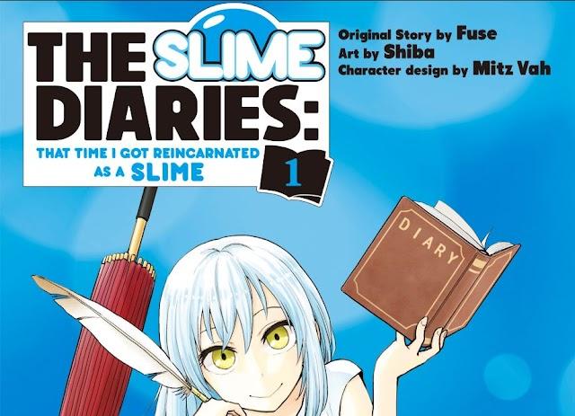 The Slime Diaries! Kehidupan Rimuru dan Jura Tempest yang menarik!