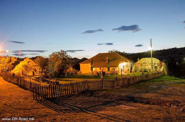 Ethno House in village Zovik, Mariovo