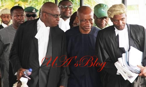 N1.23bn fraud: You'll be tried in Lagos not Abuja, judge tells Maurice Iwu