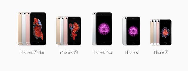 Los iPhone se venden menos en 2016