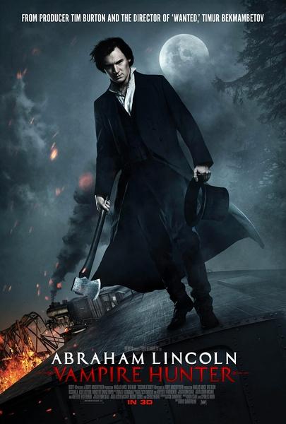 吸血鬼獵人:林肯總統Abraham Lincoln: Vampire Hunter ~ php網路好好玩