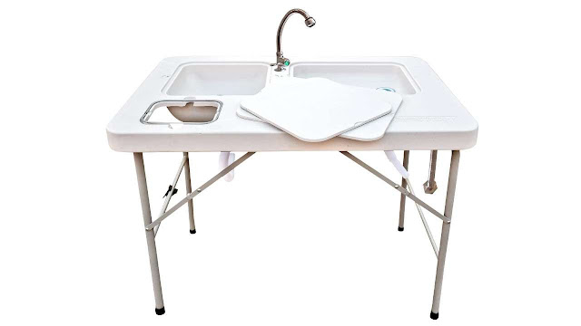 Coldcreek Outfitters Outdoor Washing Table