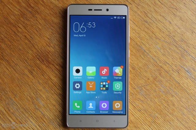 UBL redmi 3 Pro tanpa sms
